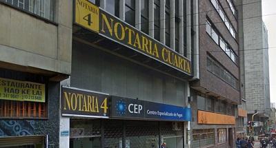 notaria-4-bogota-telefono-direccion